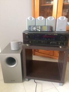 Denon surround system 5.1