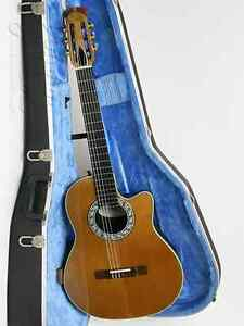 Ovation Classic Model 1863 Guitar