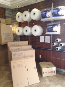 ONE STOP SHOP FOR STORAGE, MOVING AND PACKING SUPPLIES!!!