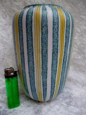 seltene Wächtersbach Keramik Vase 1950/60 er Jahre Deko 6306 w. Ursula Fesca TOP