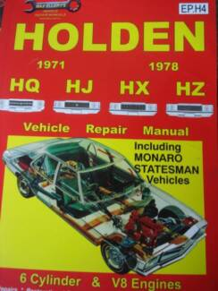 Hz holden workshop manual gumtree australia free local classifieds holden hq hj hx and hz 6 v8 service repair manual c1971 to1978 sciox Gallery