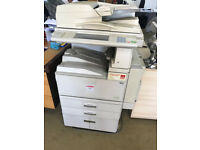 Lanier Commercial Photocopier, Printer, Fax Machine