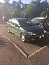 Ford Focus 2004 Xetec 1.6