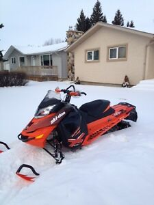2015 Ski-Doo Renegade Backcountry X 800R E-Tec E/S