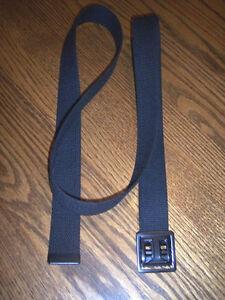 Army Bdu Belt Military Bdu Style Black Web Belt Bdu Pants Belt 54