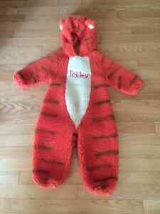 Disney Tigger Halloween Custume