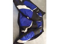 Motorcycle Helmet, Jacket and Leather gloves for Sale