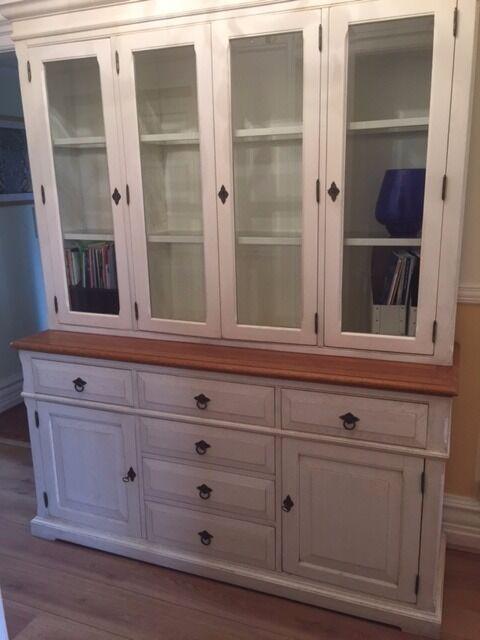 Multi York sideboard/dresser/display cabinet | in Roundhay, West ...