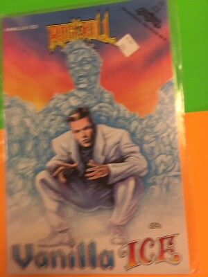 Vanilla Ice Revolutionary Rock n Roll Comic Book #31 NEW Mint w/ Cover Vintage
