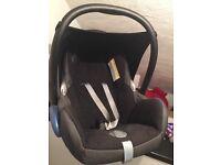 Maxi cosi car seat (used)