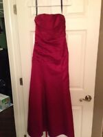 4 Bridesmaid or Grad dresses Size 2 make me an offer