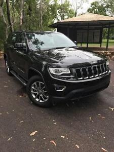 2016 Jeep Grand Cherokee Laredo Wagon Winnellie Darwin City Preview
