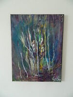 ORIGINAL ABSTRACT PAINTINGS STARTING FROM $40