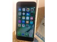 Good Condition iPhone 6 16gb Silver Any Sim Card