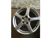 Honda 5stud Penta Alloys 17inch