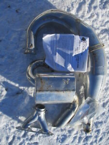 Polaris Pipe & Exhaust Cans