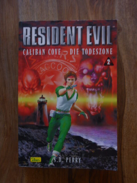 Resident Evil Band 2: Caliban Cove - Die Todeszone