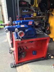 Ammco Brake lathe machine