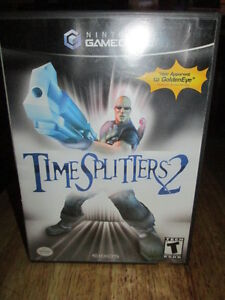 ***NINTENDO GAMECUBE TIMESPLITTERS 2 COMPLETE/TESTED!!!***