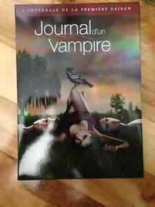Journal d'un vampire (The Vampire Diaries) - Saison 1 en DVD
