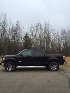 2014 Ford F-150 SuperCrew XTR 4 x 4 Pickup Truck