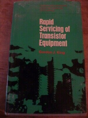 Rapid Servicing of Transistor Equipment 1966 segunda mano  Embacar hacia Mexico