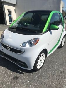 2013 smart fortwo electric drive passion **35$/SEM+TX**