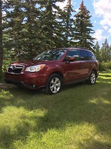 2014 Subaru Forester 2.5i Touring - no additional taxes