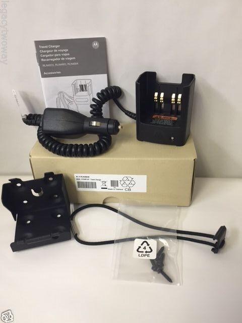 Motorola XTS, MT, HT Travel Charger RLN4884B NEW