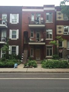 Apartment in heart of Outremont- Available As Of NOW