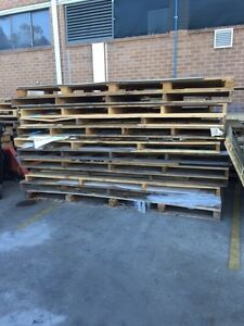 FREE PALLETS / SKIDS Lane Cove West Lane Cove Area Preview
