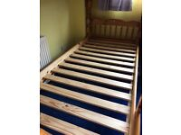 Strong sturdy and chunky design bunk beds