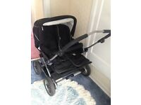 Emmaljunga Twin City Cross Pram & Stroller