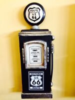 Vintage Looking Route 66 Gas Pump Key Rack - NEW!!