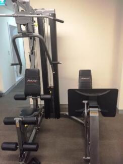 Multi Station Gym Set $825.00 Rockdale Rockdale Area Preview