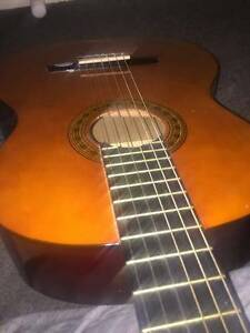 Acoustic Guitar - Valencia TC14 Echuca Campaspe Area Preview