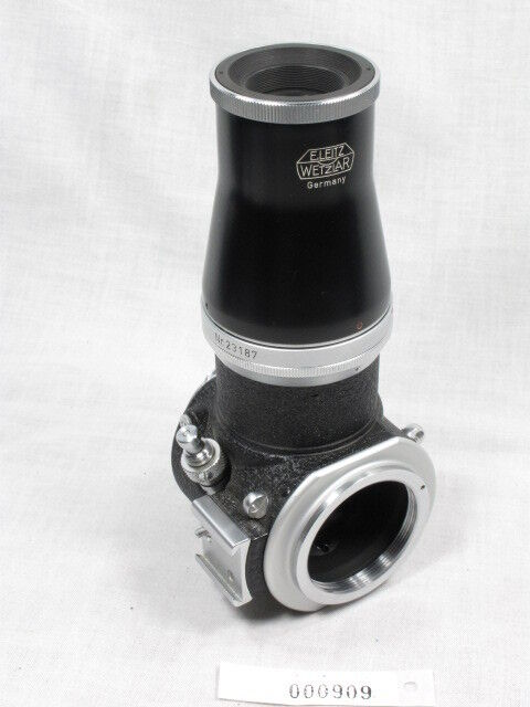 LEICA VISOFLEX W/CHIMNEY FINDER M MOUNT L@@K
