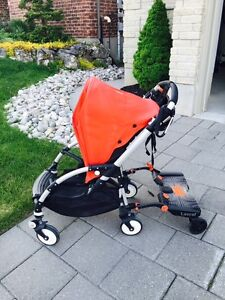BUGABOO BEE STROLLER (RED), GREAT CONDITION London Ontario image 2