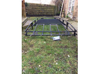 Landrover Defender 110 Roof Rack, 200 pounds o.n.o