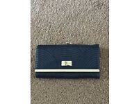River Island Navy Blue Purse