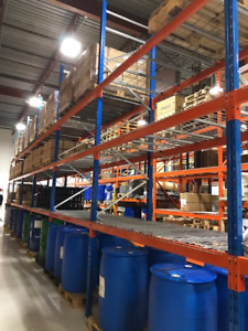 RAYONNAGE BOLTED RACKING