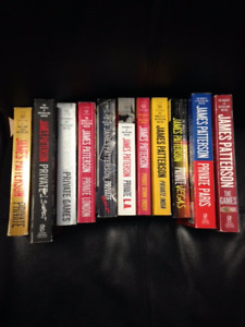 James Patterson - Private Series