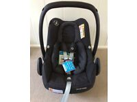 New Maxi-Cosi Rock Baby Car Seat Group 0+