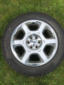 Truck Rims and Tires