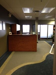 Fully Furnished Office Space for Sublet on Bayers Road October 1