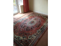Chinese rug 8'x6'
