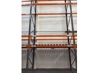 HEAVY DUTY PALLET RACKING, job lot available or may consider seperating