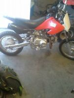 08 baja 70cc mini bike NEED GONE BY MONDAY