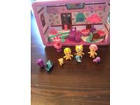Toys for Girl (Twozies, Olaf Frozen,Trolls Poppy,Peppa Pig, Finding Dory, Izzy, Emoji, Cupcake Doll)