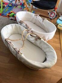 Baby Moses Baskets - Mamas & Papas